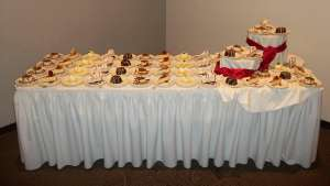 Newton Kansas Catering - Meridian Center