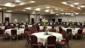 Newton Kansas Wedding Venue - Meridian Center-hover